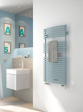 Arbonia Bathroom Radiators Bagnotherm Oval