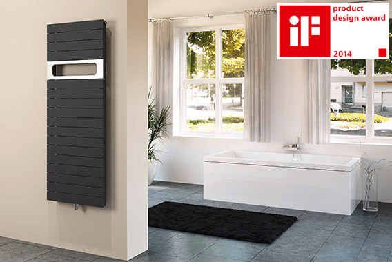 Arbonia Bathroom Radiators Decostar (valve)