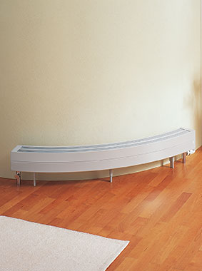 Arbonia Convector curved