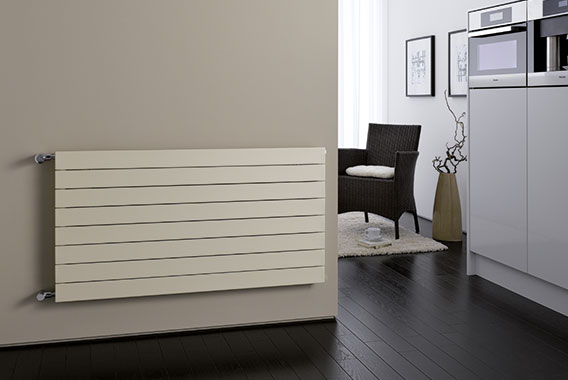 Arbonia Decotherm Plus Radiators, ivory