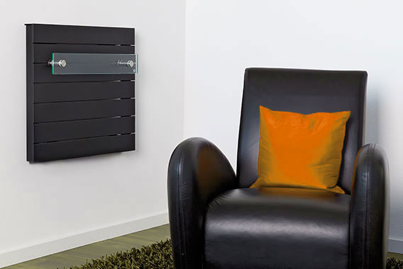 Arbonia Decotherm Plus Radiators, black